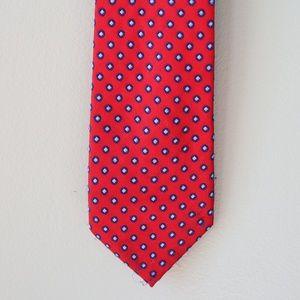 CHAPS Polka Dot Boys Tie